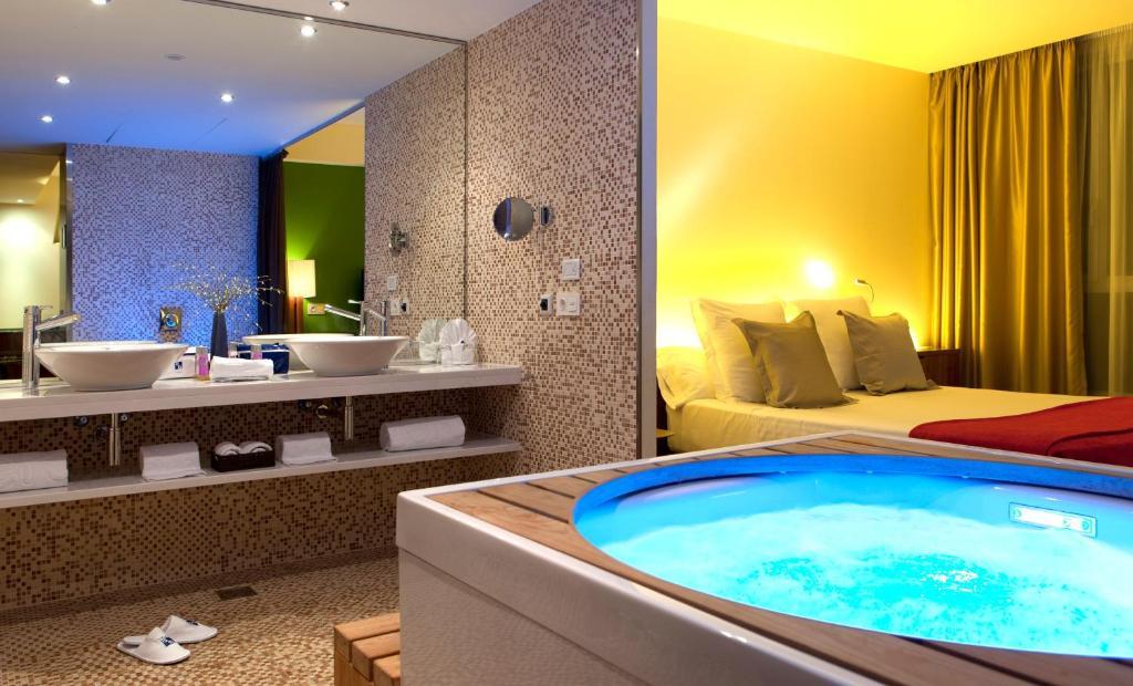 Hotel SB Diagonal con jacuzzi